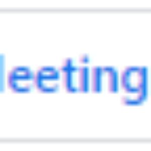 Zoom Meeting öffnen
