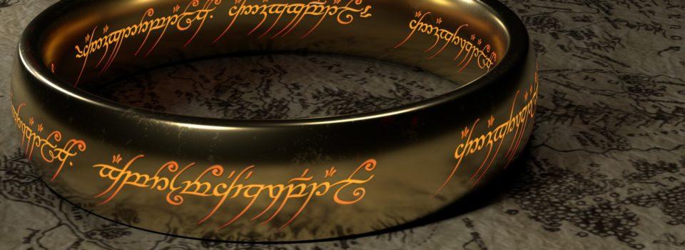Ring von Herr der Ringe